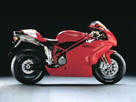 Ducati 999: mama mia!