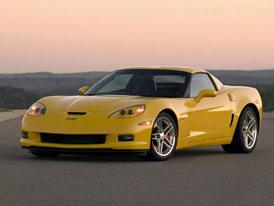 Corvette Z06: od prosince v ČR za 2,5 milionu Kč