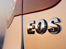 Volkswagen Cabriolet-Coupé se jmenuje Eos!