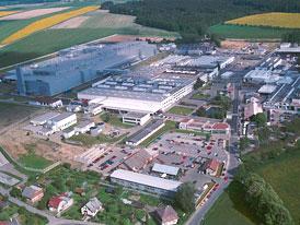 Výrobní závod v Kvasinách byl otevřen