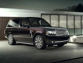 Range Rover Autobiography Ultimate Edition: Nejvyšší stupeň luxusu