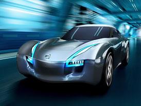 Nissan Esflow: Když se Leaf zkříží se Zetkem