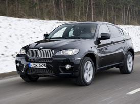 BMW X6 a X5: Nov� prvky v�bavy pro rok 2011