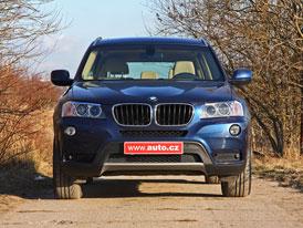 Garáž Auto.cz BMW X3 xDrive20d - Co vás zajímá?