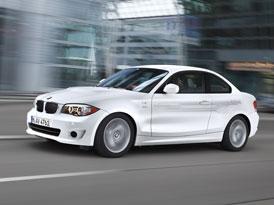 BMW ActiveE: 1000 elektro-kupé na silnice ještě letos