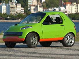 Obvio: microcar Made in Brazil