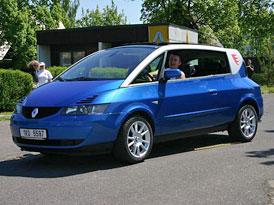Legendy na Moje.Auto.cz: Renault Avantime