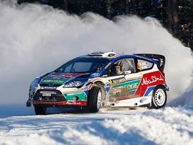 Švédská Rally 2011 – Premiéru WRC opanoval Hirvonen, Semerád vítězí mezi produkčními vozy (+fotogalerie)
