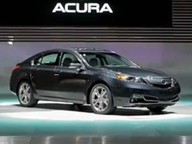 Video: Acura TL – Premiéra faceliftu v Chicagu