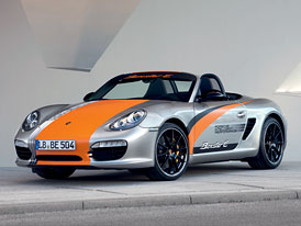 Porsche Boxster E: Elektrické roadstery do ulic Stuttgartu ještě letos