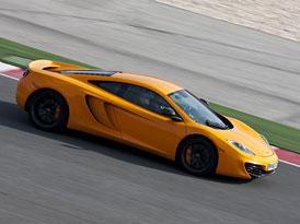McLaren MP4-12C: Rychlejší než Ferrari