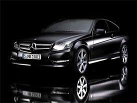 Video: Mercedes-Benz C Coupé – Novinka se představuje