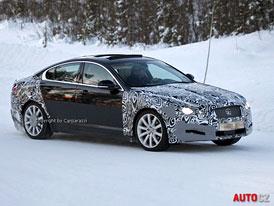 Spy Photos: Jaguar XF – Facelift po třech letech