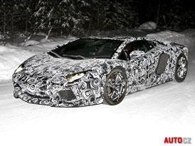 Spy Photos: Lamborghini Aventador – pohled zevnitř (video)