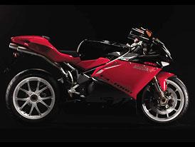 MV Agusta F4 1000S: Ferrari na dvou kolech