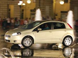 Fiat Grande Punto: nové fotografie (i 5D verze)