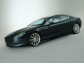 Aston Martin Rapide: detroitská hvězda