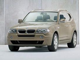 Studie BMW xActivity, že by X3?