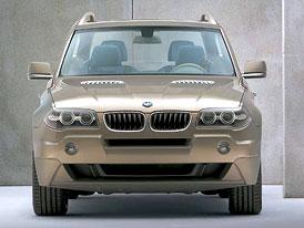 BMW bude vyrábět model X3