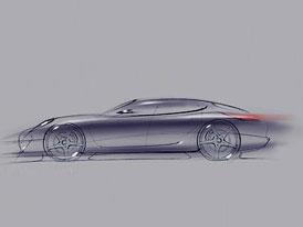 Porsche: ANO pro Panameru Sports Coupé