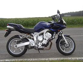 Test: Yamaha FZ6 Fazer: zdivočelá kočka