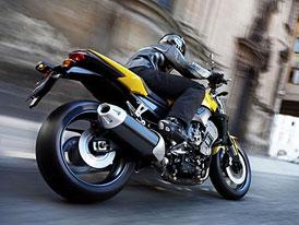 Yamaha: nabroušené motorky pro rok 2006