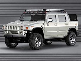 Hummer H2 SUT= Sport Utility Truck
