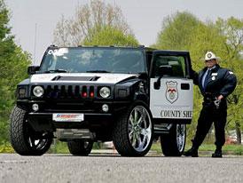 Policejní Hummer od GeigerCars – Mad Max?