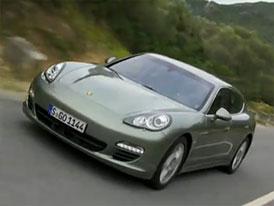 Video: Porsche Panamera S Hybrid – Šestiválec a elektromotor