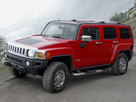 GM: více síly pro Hummer H3 a pick-upy