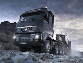 Volvo FH16: Pro p�epravu t�k�ch n�klad�