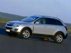 Video: Opel Antara – Prohlídka interiéru i exteriéru