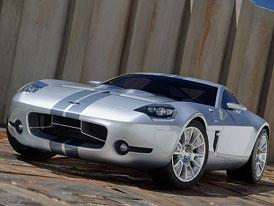 Ford Shelby GR-1: nová Cobra je na cestě