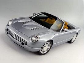 Ford Thunderbird s turbomotorem V8