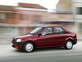 Frankfurt živě: Dacia Logan s dieselem!