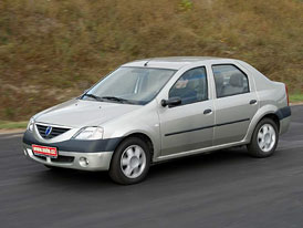 Dacia Logan 1.5 dCi se prod�v� za 270.900,- K�