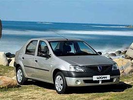 Dacia Logan začala slibně. Boduje především v Rumunsku.