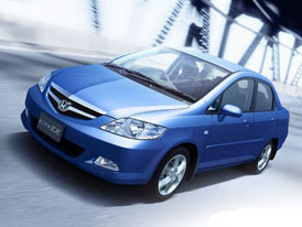 Honda City m��� do �eska