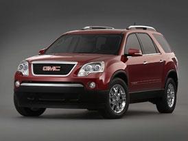 GMC Acadia: nový crossover pro USA