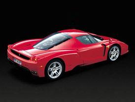 Ferrari představilo nový sporťák Enzo
