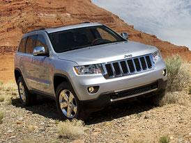 Jeep Grand Cherokee: Třílitrový diesel MultiJet II