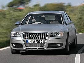 Audi S8: čtyřdveřový supersport v ČR za 3 miliony