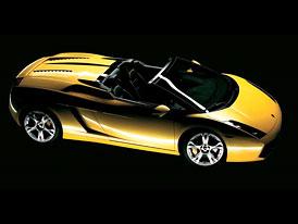 Frankfurt živě: Lamborghini Gallardo Spyder