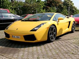 Lamborghini Gallardo Spyder oficiálně na českém trhu