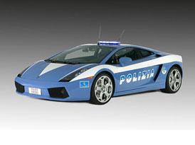 Lamborghini Gallardo pro italskou policii