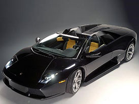 Lamborghini Murciélago Barchetta do výroby