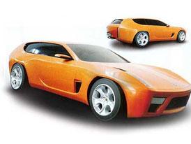 Lamborghini chystá nový model pro čtyři