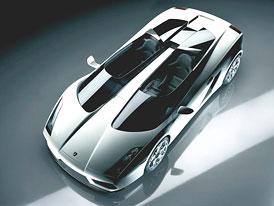 Lamborghini Lagartijo: GT pro čtyři?