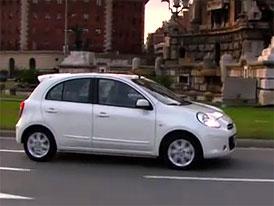Video: Nissan Micra DIG-S – Jízda s novým motorem