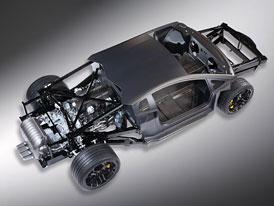 Lamborghini: Karbonová přítomnost supersportů